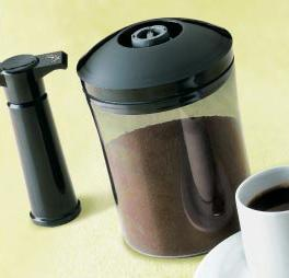 coffee storage containers vacuum