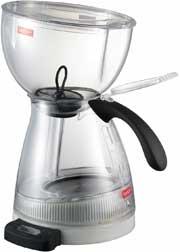 Vacuum Pot Brewing/Bodum Santos