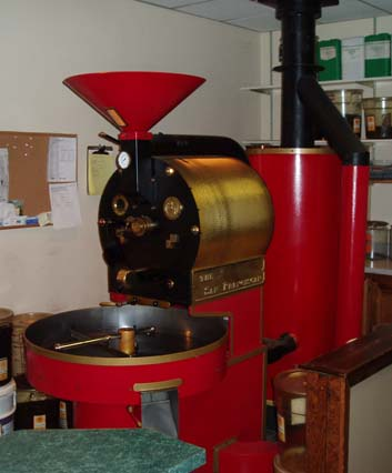 San Franciscan Roasting Machine