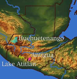Guatemala Growing Regions