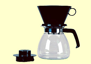 The Melitta Manual Coffee Brewing System
