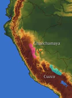 Peru Coffee Growing Regions