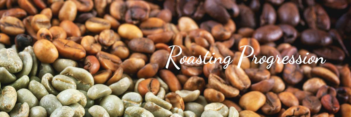 Roasting Progression