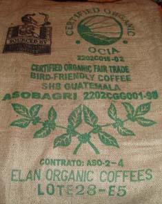 F.T. Certified Organic Guatemala