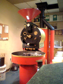 San Franciscan Coffee Roasting Machine