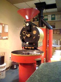San Franciscan Coffee Roasting Machine