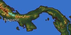 Panama Growing Region
