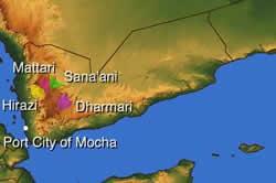 Arabian Peninsula-Yemen